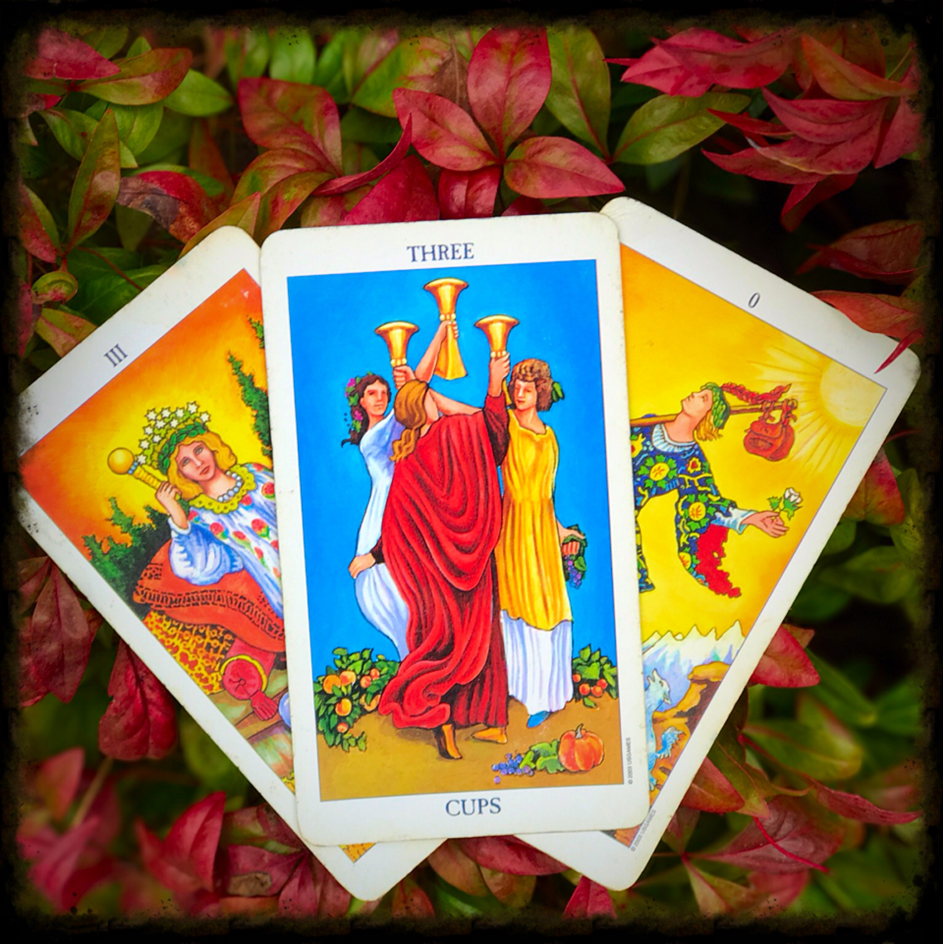 Tarot Strength Reading